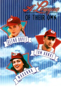 A League of the own poster