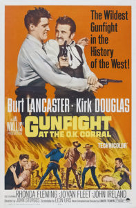 gunfight at the ok corral poster