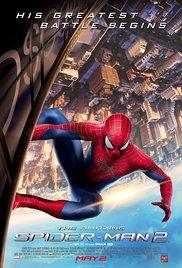 Amazing Spider-Man2 poster