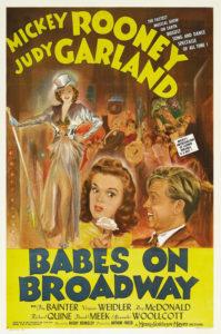 Garland_BabesOnBroadway_poster