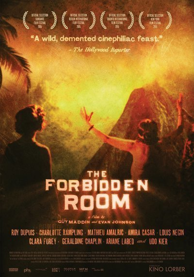 2015 The Forbidden Room