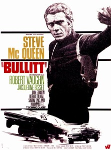 McQueen-Bullittposter
