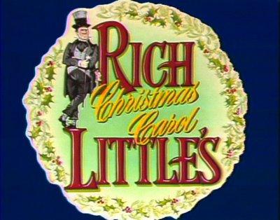 rich little's christmas carol