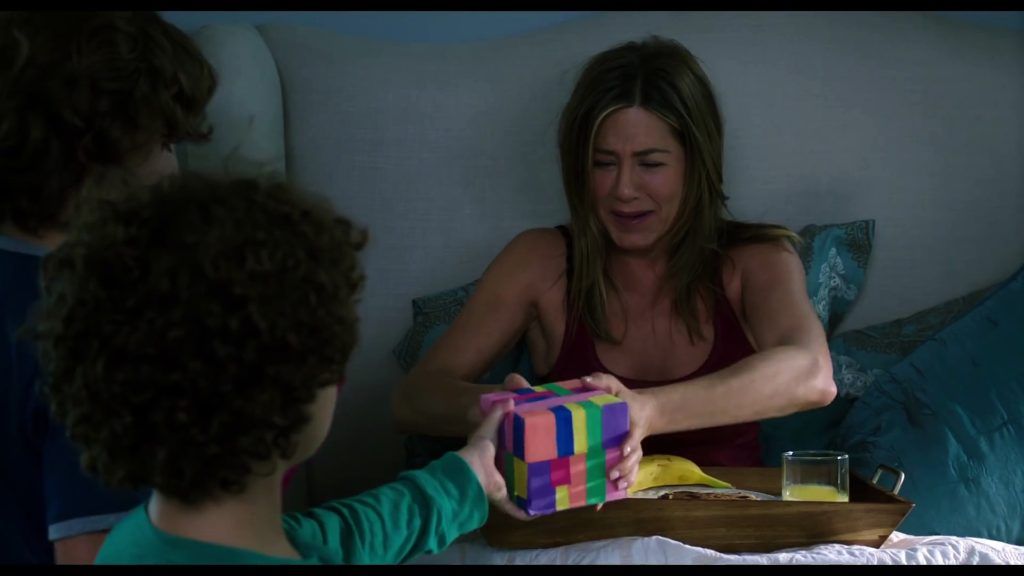 ennifer Aniston's facial expression encapsulates what I thought about this whole film