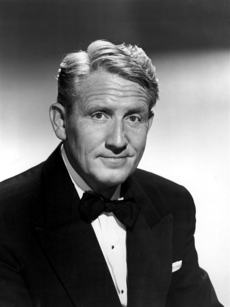 Actor Spencer Tracy in a promotion still for State of the Union (1948).