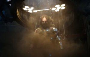 Sebastian Stan is back as Winter Soldier in CIVIL WAR.