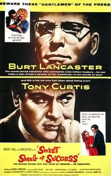 Sweet Smell of Success poster