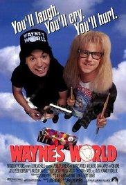 Wayne's World poster