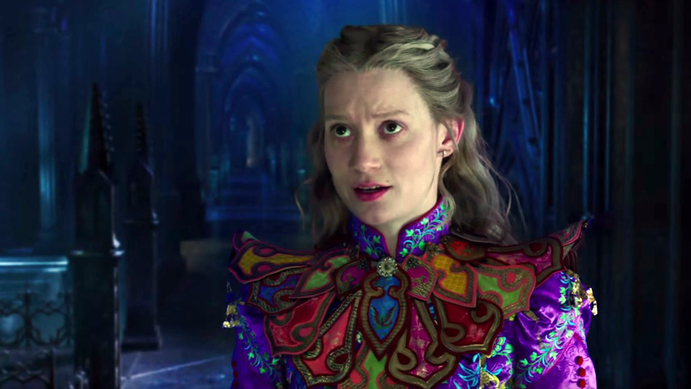 alice through the looking glass 2