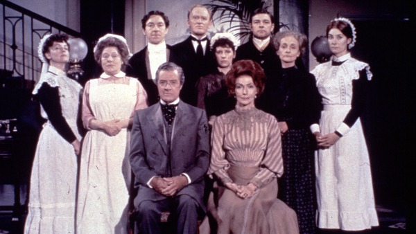 "Original 1971 cast of ""Upstairs, Downstairs"""
