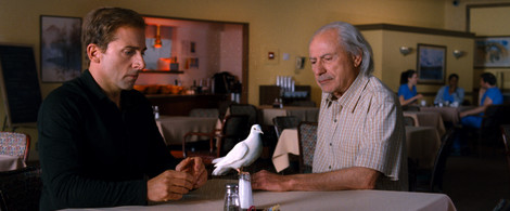 Alan Arkin previously played a magician in 1979's THE MAGICIAN OF LUBLIN; yet another example of typecasting in Hollywood.