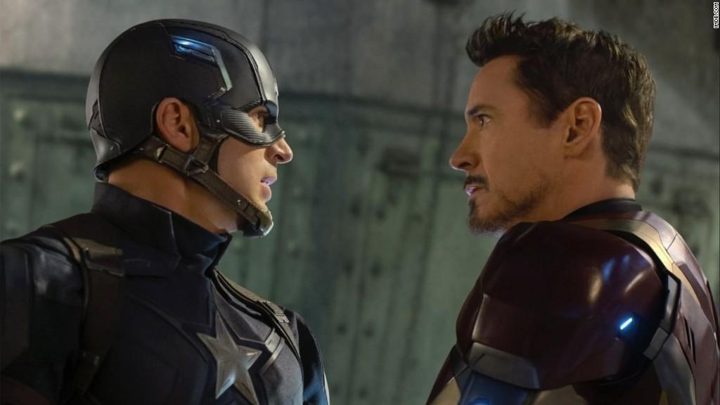Captain America Civil War 9