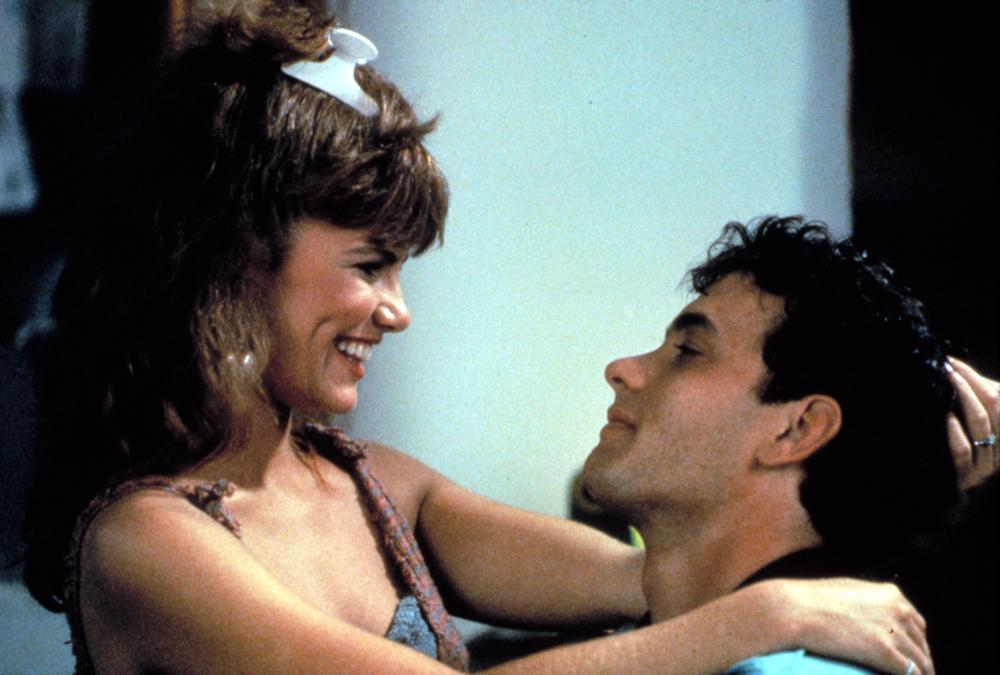BACHELOR PARTY, Tawny Kitaen, Tom Hanks, 1984.TM and Copyright © 20th Century Fox Film Corp. All rights reserved..