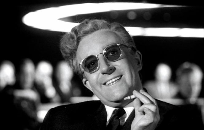 Peter-Sellers-as-Dr-Strangelove-in-the-Stanley-Kubrick-film