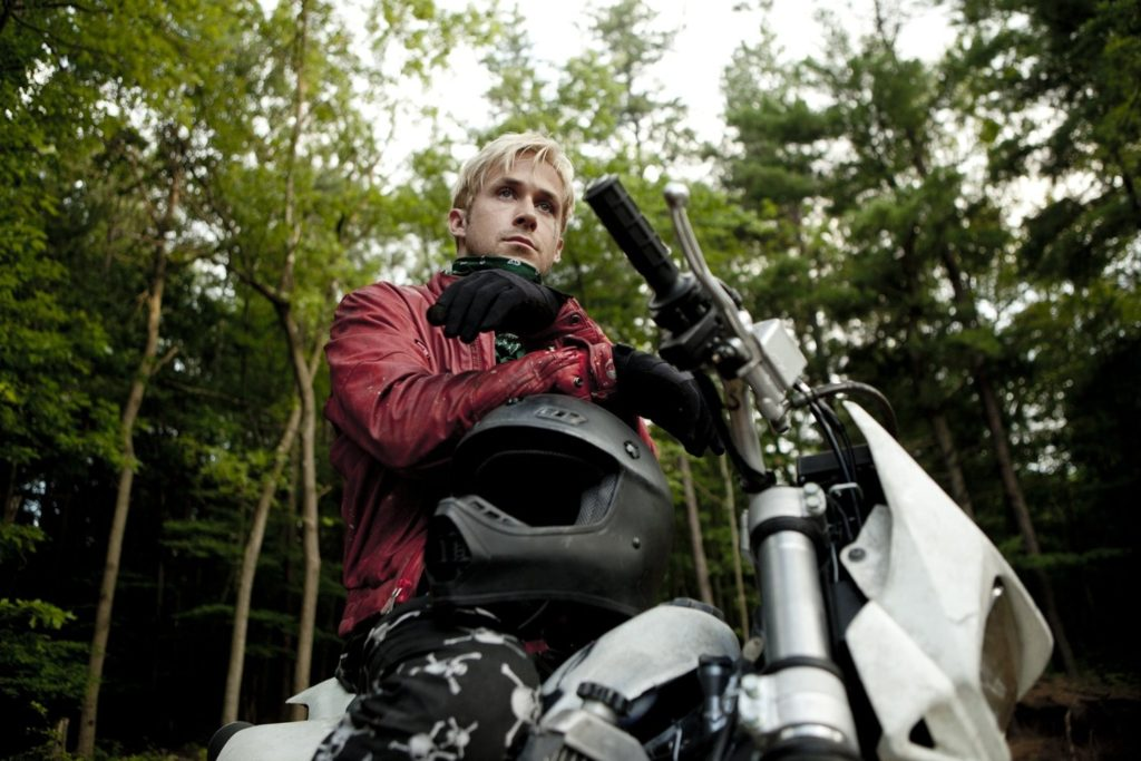 The first act of The Place Beyond the Pines features its most engaging elements—in other words, Ryan Gosling on a sweet motorcycle.