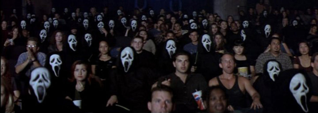 SCREAM 2 packed theaters in 1997.