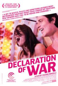 declaration of war poster