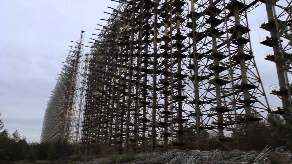 The Duga @ Chernobyl