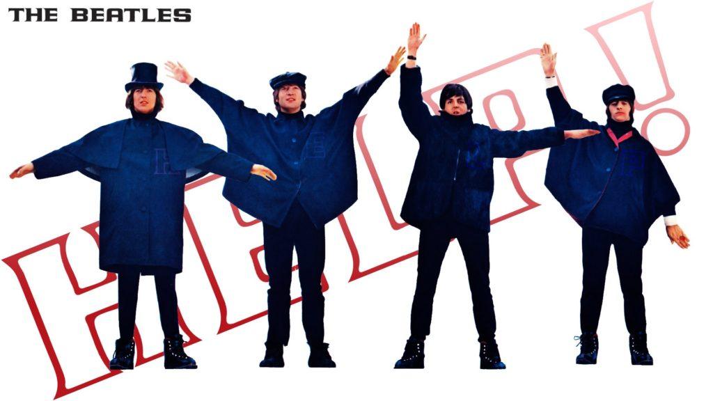 Beatles_Help