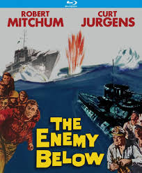 enemy below poster2