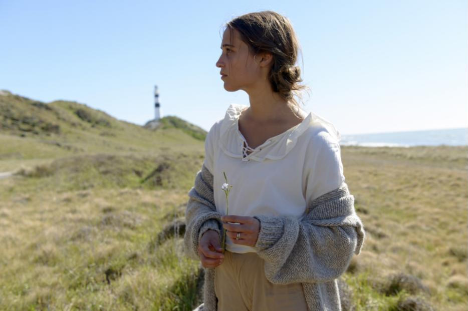 Alicia Vikander in The Light Between Oceans (2016)
