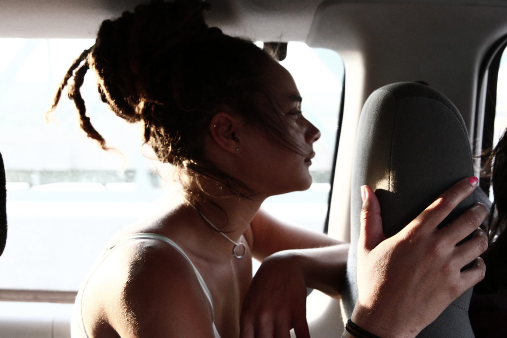 Sasha Lane is Star in AMERICAN HONEY.