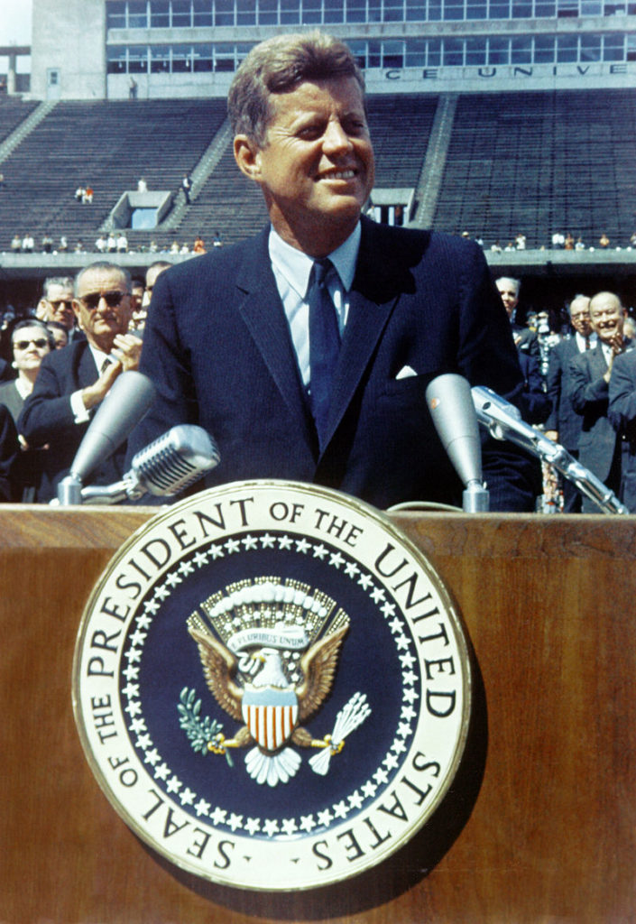 John_F._Kennedy_at_Rice_University