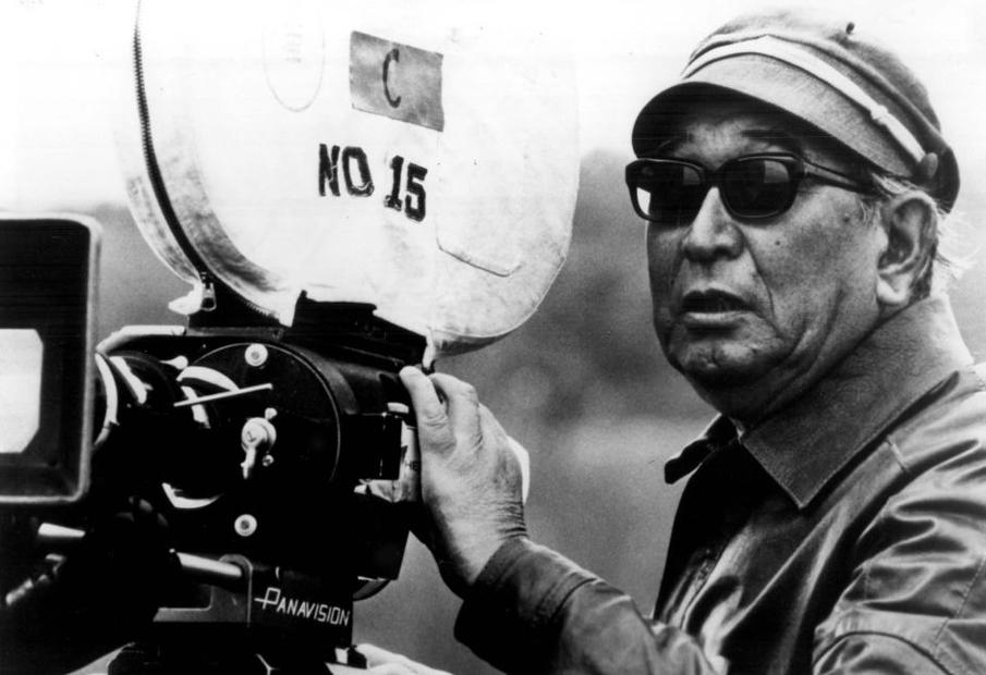 The incomparable Akira Kurosawa