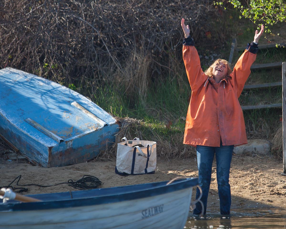 Karen Allen in Year by the Sea (2016)