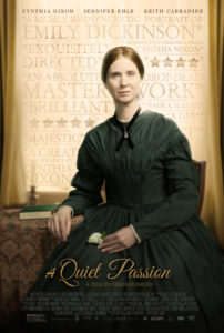 Poster for A Quiet Passion (2016)