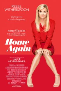 HOME AGAIN (2017) Poster