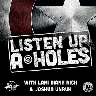 Listen Up A-Holes podcast