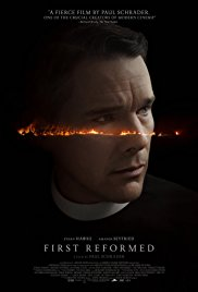 FIRST REFORMED (2018) poster