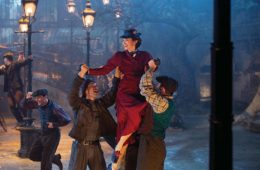 Emily Blunt in MARY POPPINS RETURNS (2018)